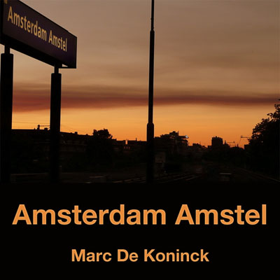 Artwork Amsterdam Amstel