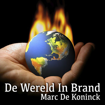 Artwork De Wereld In Brand