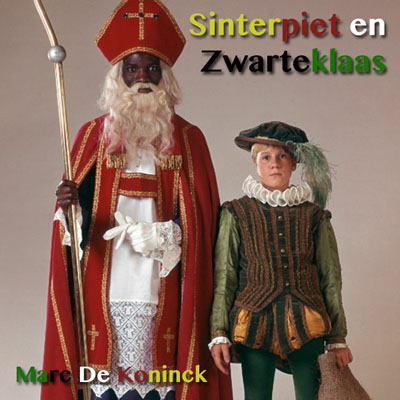 Artwork Sinterpiet en Zwarteklaas
